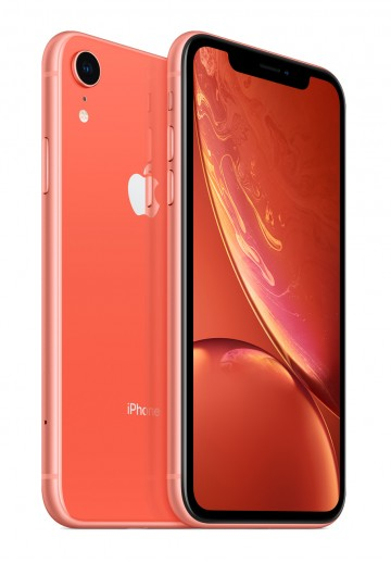 Apple iPhone XR 64ГБ Коралловый (Coral)