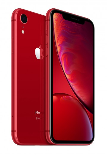 Apple iPhone XR 128ГБ Красный ((PRODUCT)RED)