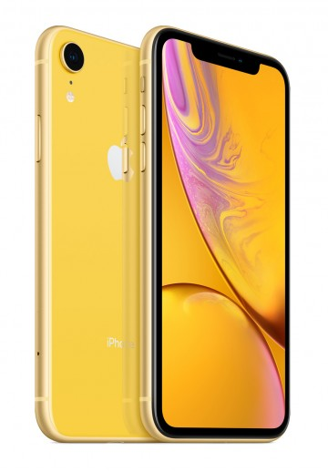 Apple iPhone XR 64ГБ Желтый (Yellow)