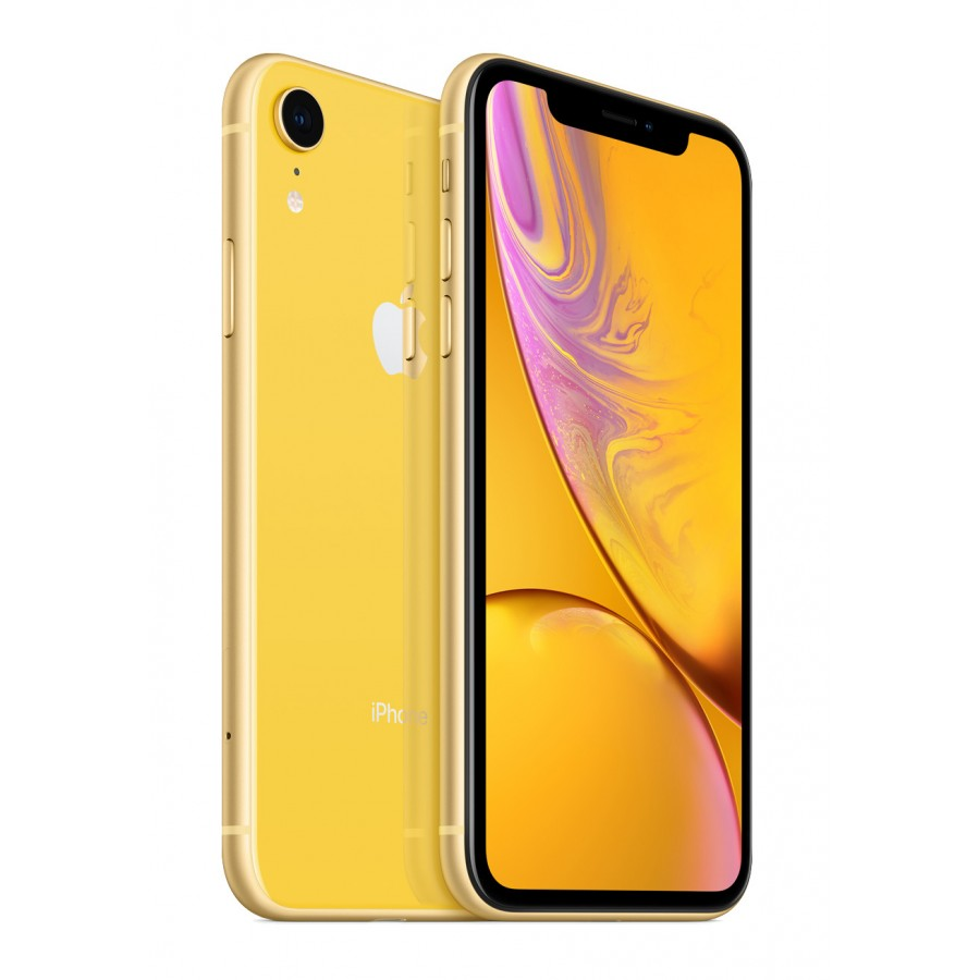Купить Apple iPhone XR 256ГБ Желтый (Yellow) в Сочи