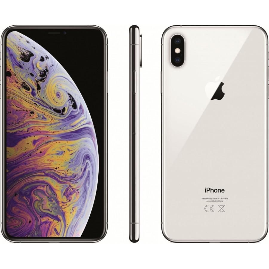 Купить Apple iPhone XS Max 512ГБ Серебристый (Silver) в Сочи