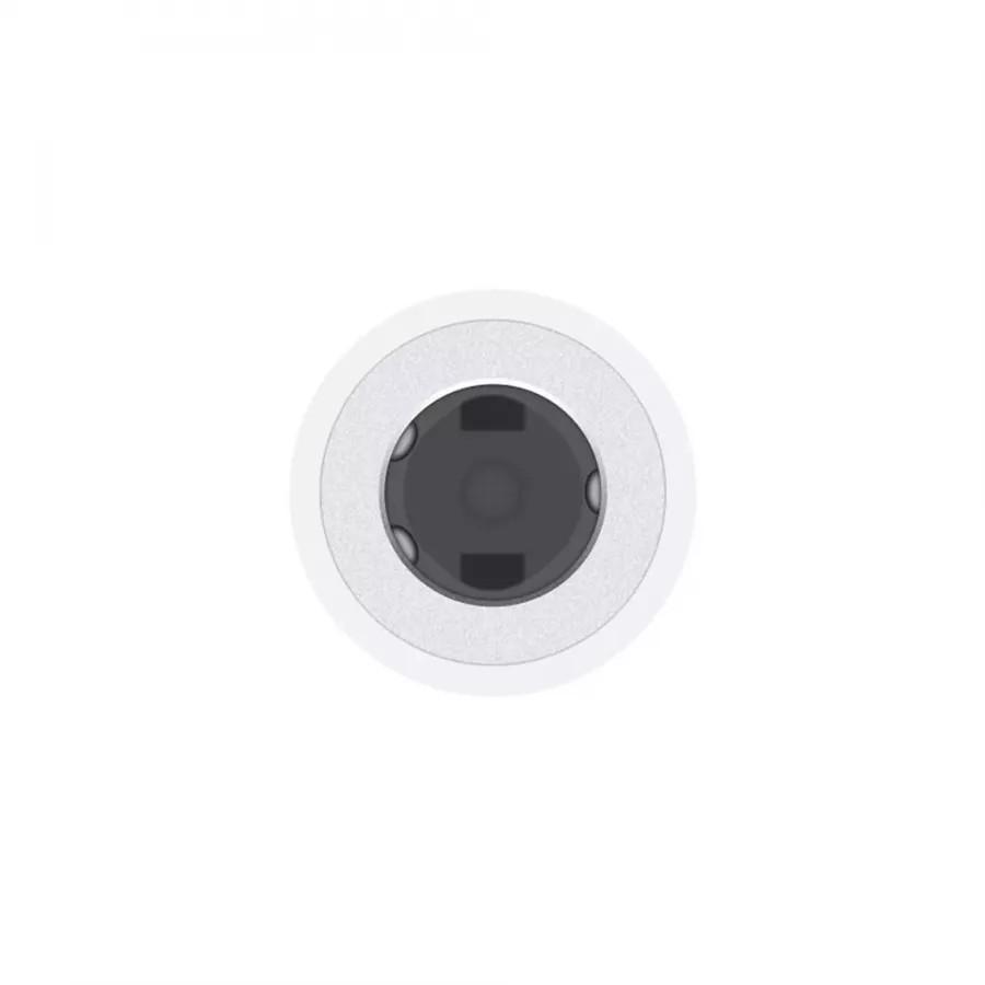 Адаптер Apple Lightning на выход 3,5 мм для наушников. Вид 3