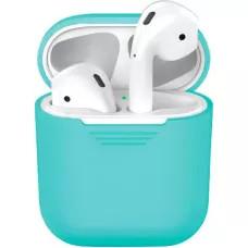 Силиконовый чехол для Apple AirPods - Тиффани