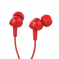 Наушники JBL C100SI - Красные