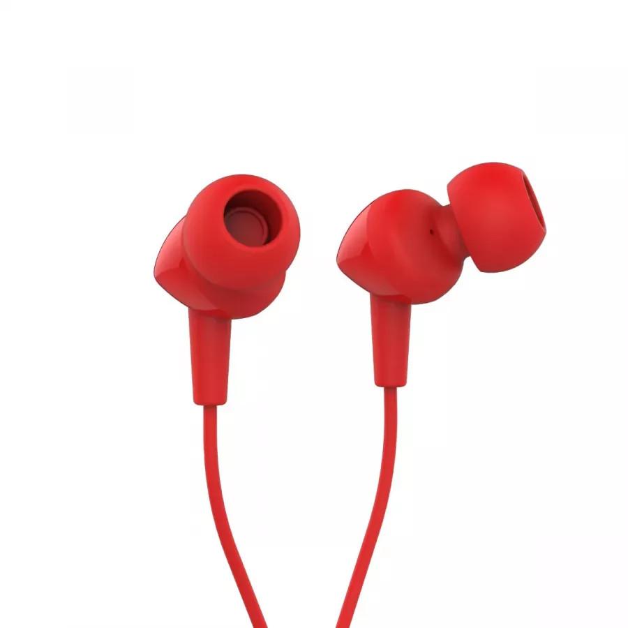 Наушники JBL C100SI - Красные. Вид 3