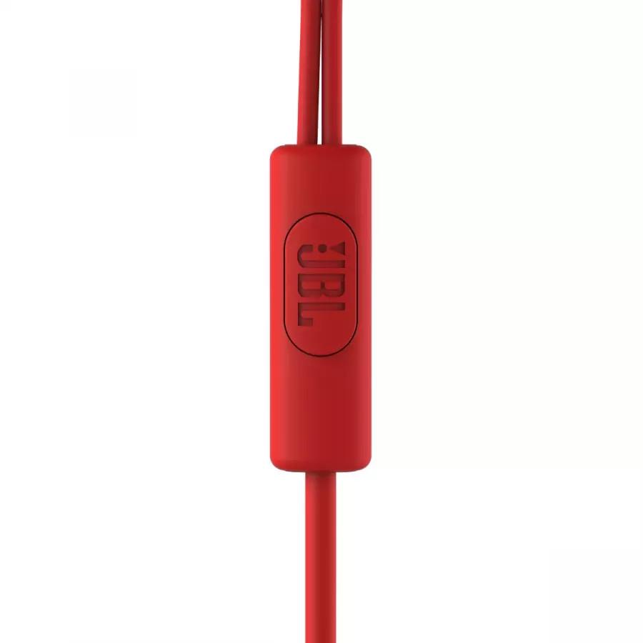 Наушники JBL C100SI - Красные. Вид 5