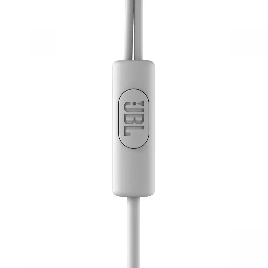 Наушники JBL C100SI - Белые. Вид 5