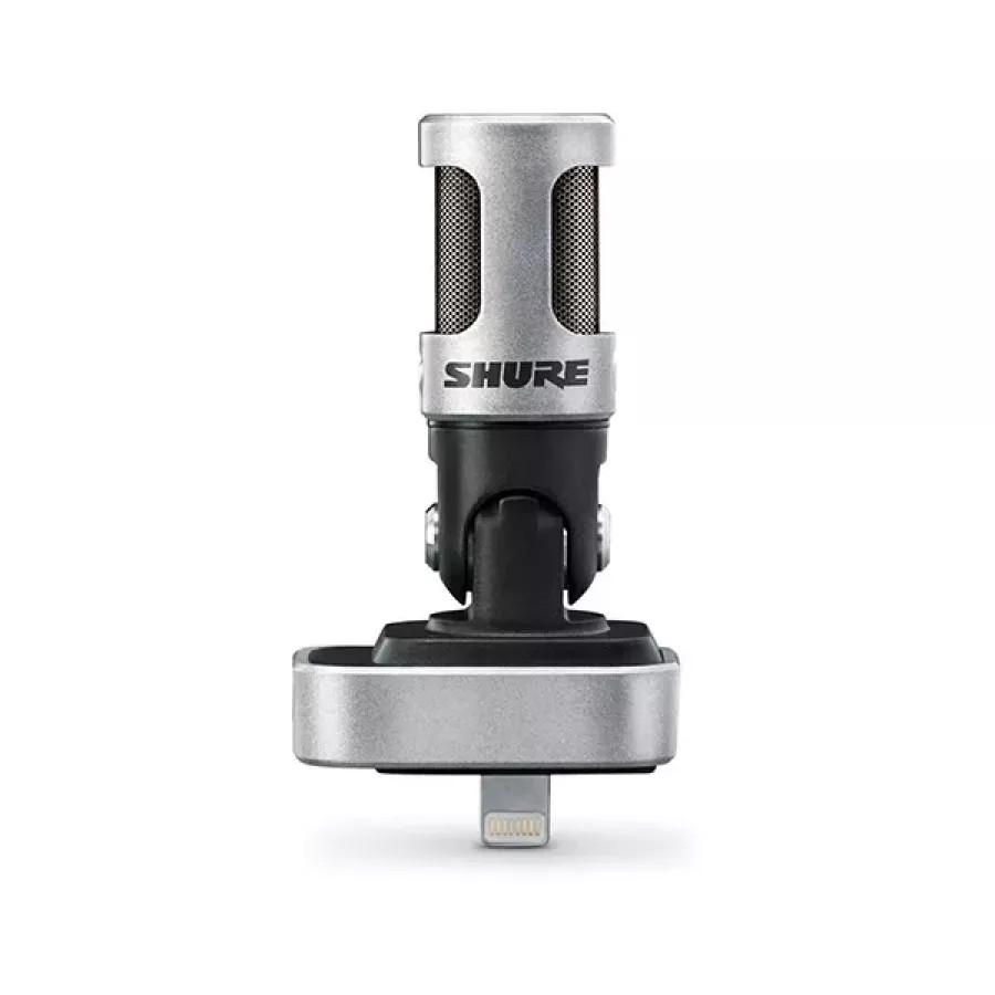 Shure MOTIV MV88 цифровой стерео конденсаторный микрофон для iPhone/iPad
