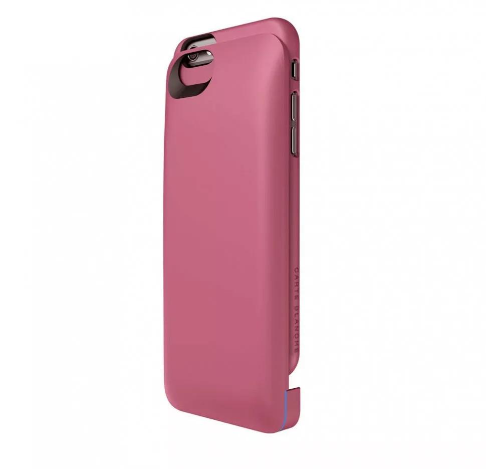 Чехол-аккумулятор BOOSTCASE 2700 мА/ч для iPhone 6/6s Orchid