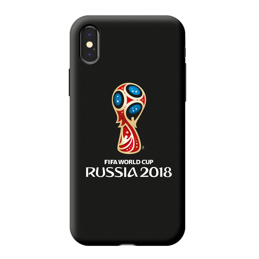 Купить Чехол FIFA_Official Emblem PC для Apple iPhone X в Сочи