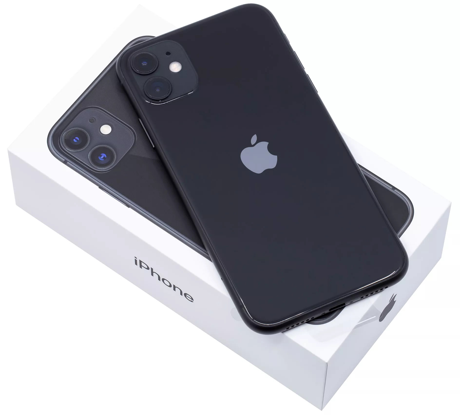 iphone 11 64гб черный