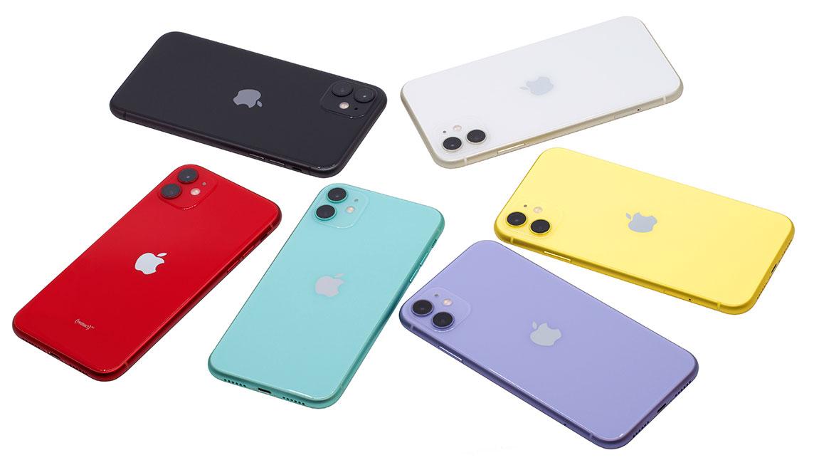Кругом iPhone 11!