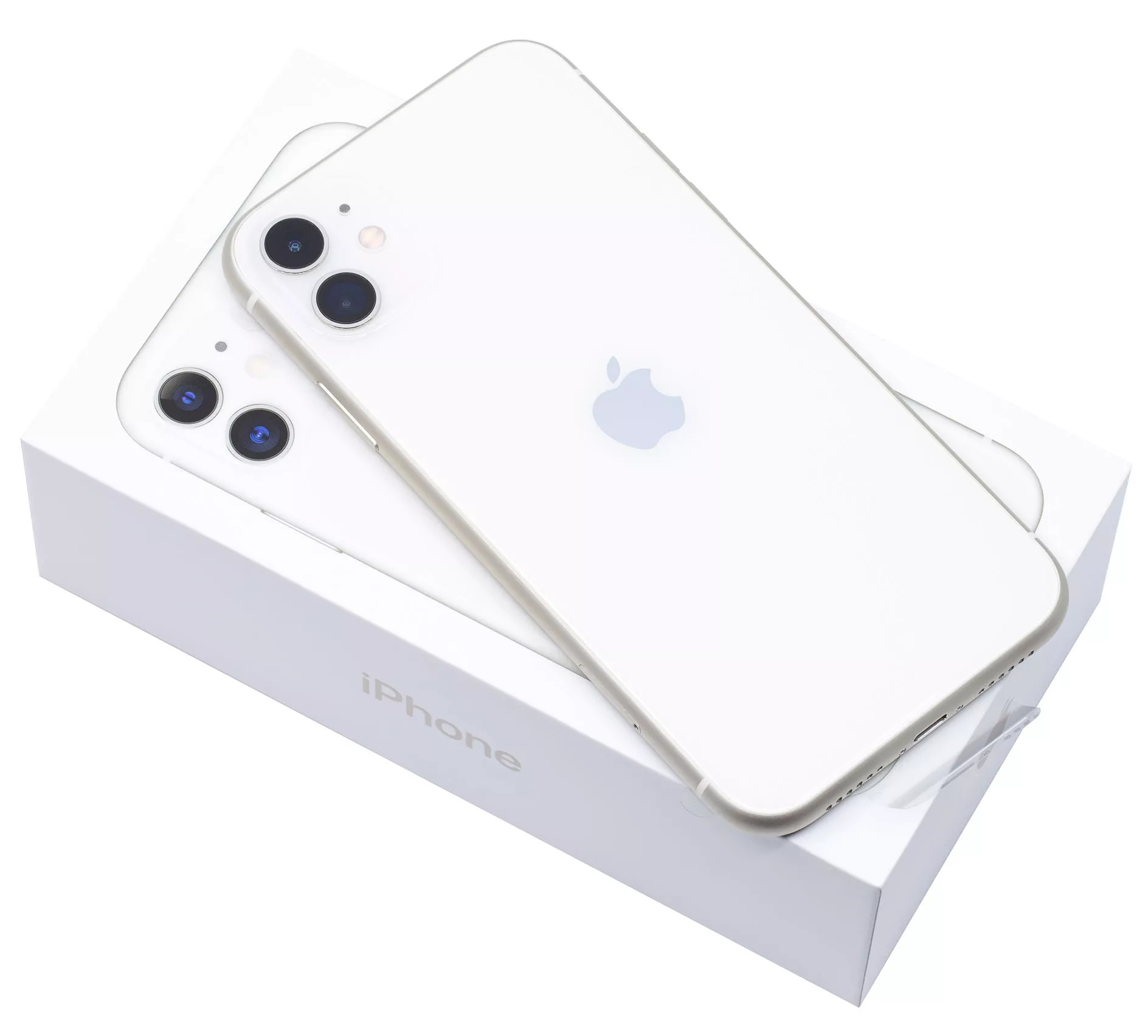 iphone 11 256гб белый