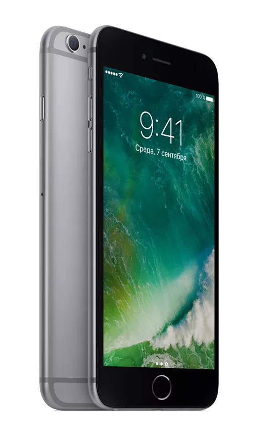 Apple iPhone 6s Plus 128ГБ Space Gray