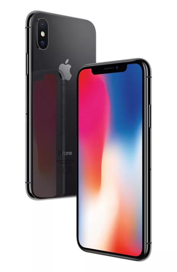 Купить Apple iPhone X 64ГБ Серый космос (Space Gray) в Сочи